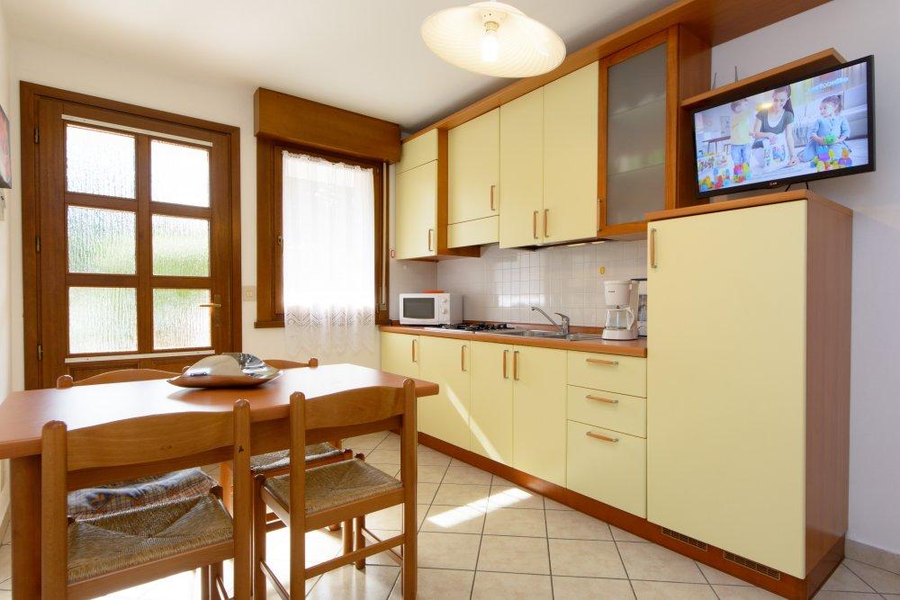 Affitta Appartamento Villa Parco Paradiso A