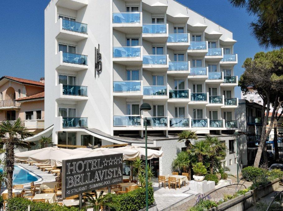 Lignano Hotel Bellavista 4 stelle, zona Sabbiadoro