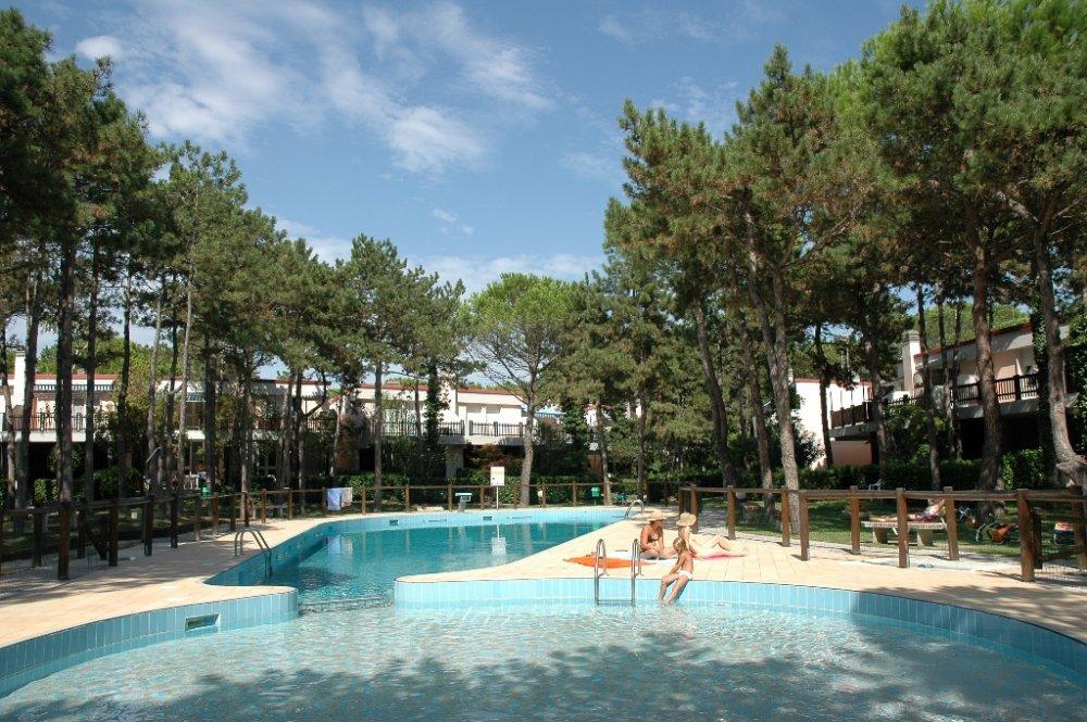 Mietet Wohnung Villaggio Estate In Lignano Pineta